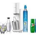 Sodastream Crystal Blanc 2.0
